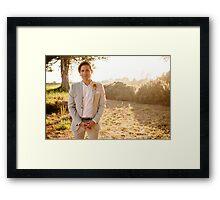 Jordy Framed Print