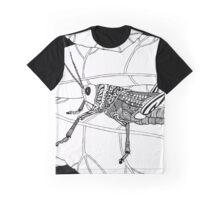 The Emperor in Black & White Graphic T-Shirt