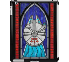Stained Glass Series - Falcon iPad Case/Skin