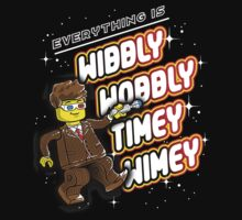 Everything is TIMEY WIMEY! T-Shirt