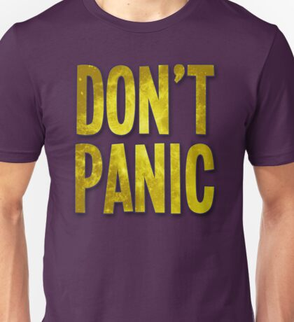 Hitchhiking 101 Unisex T-Shirt