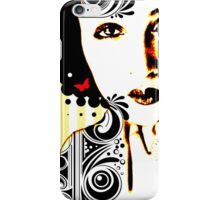 Subjected to Ink iPhone Case/Skin
