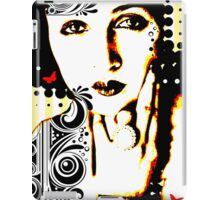 Subjected to Ink iPad Case/Skin