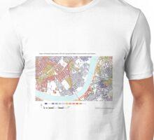 Multiple Deprivation Sands End ward, Hammersmith & Fulham Unisex T-Shirt