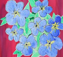 Forget-Me-Nots by Jane Holt
