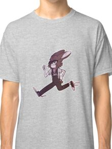 Running away from your problems Classic T-Shirt