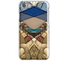 abstract industrial coastal design iPhone Case/Skin