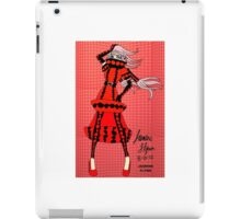 Bold Outfit iPad Case/Skin