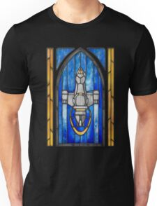 Stained Glass Series - Serenity Unisex T-Shirt