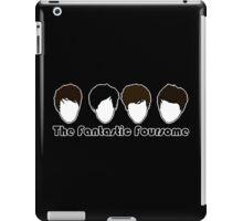 The Fantastic Foursome iPad Case/Skin