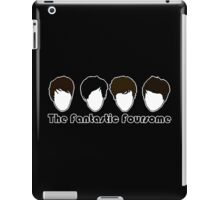 The Fantastic Foursome iPad Case/Skin
