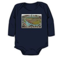 Eureka - California - United States - 1902 One Piece - Long Sleeve