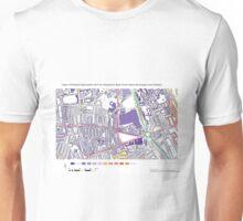 Multiple Deprivation Shepherd's Bush Green ward, Kensington & Chelsea Unisex T-Shirt