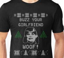 Buzz Your Girlfriend! WOOF! Unisex T-Shirt