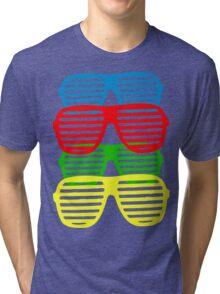 Shutter Shades Tri-blend T-Shirt