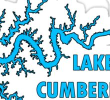 Lake Cumberland Kentucky Sticker