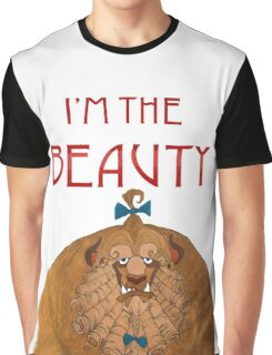 I'm the Beauty Graphic T-Shirt