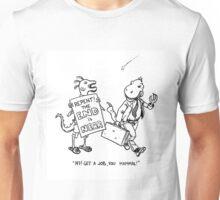 Repent, said the dino... Unisex T-Shirt