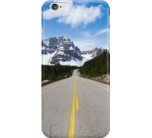 Icefields Parkway iPhone Case/Skin