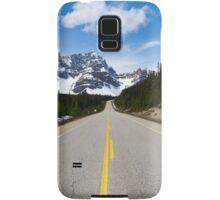 Icefields Parkway Samsung Galaxy Case/Skin