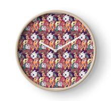 Forest weirdos  Clock