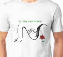 All About Flowers Unisex T-Shirt