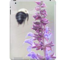 Purple And Bumble 2 iPad Case/Skin