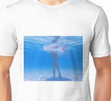 Underwater Ballerina Unisex T-Shirt