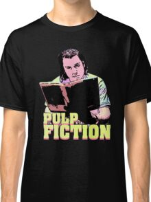 Vincent Vega Black Light Classic T-Shirt