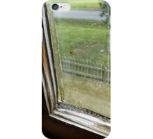 Picket Fence iPhone Case/Skin