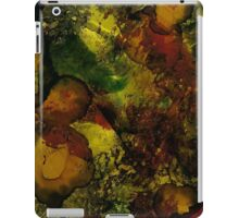 Abalone | Alcohol Ink Abstract iPad Case/Skin