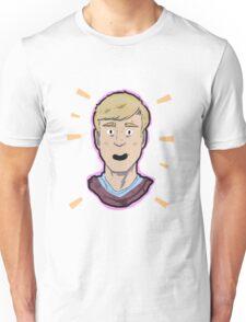 In The Flesh- He's Beautiful Unisex T-Shirt