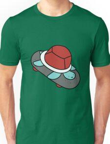 Skateboard Turtle Unisex T-Shirt