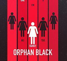One Family, Orphan Black  by Amanda Corbett