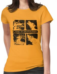 Game of Marauders Womens Fitted T-Shirt