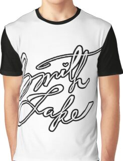 Smith Lake Alabama Graphic T-Shirt