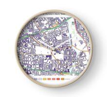Multiple Deprivation St Dunstan's ward, Tower Hamlets Clock
