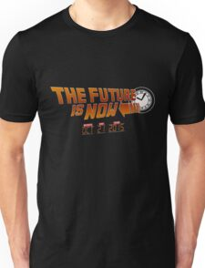 """""""The Future is Now"""" - BTTF Unisex T-Shirt"""