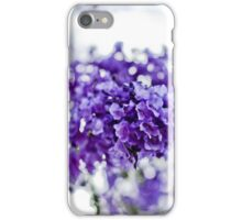 Jacaranda 2 iPhone Case/Skin