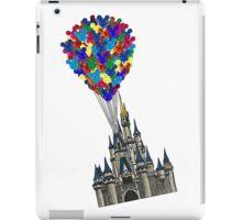 Castle Floating UP & Away iPad Case/Skin