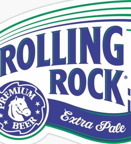 Rolling Rock Sticker