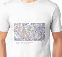 Multiple Deprivation St George's ward, Islington Unisex T-Shirt