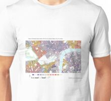 Multiple Deprivation St James's ward, City of London Unisex T-Shirt