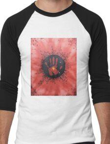 Precious Blood Men's Baseball ¾ T-Shirt