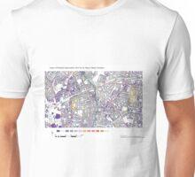 Multiple Deprivation St Mary's ward, Islington Unisex T-Shirt