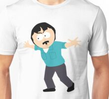 Randy Marsh Bro Down Unisex T-Shirt