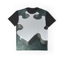 piece of the puzzle Graphic T-Shirt