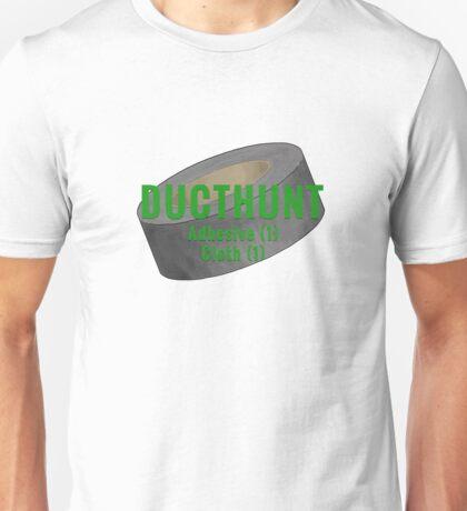 DUCT HUNT Unisex T-Shirt