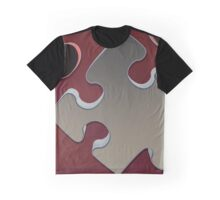 Puzzle Graphic T-Shirt