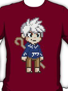 Stay Frosty - Jack Frost Pixel T-Shirt